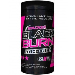 BLACK BURN STIM-FREE (90CAPS) STACKER2